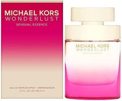 Michael Kors Wonderlust Sensual Essence Eau De Parfum Spray for Women, 3.4 Ounce