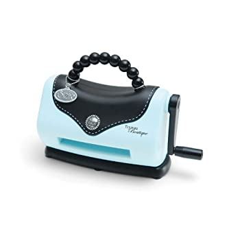 Sizzix Texture Boutique Embossing Machine