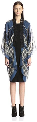 anna-sui-womens-scalloped-scarf-print-kimono-marine-blue-multi-xs-s
