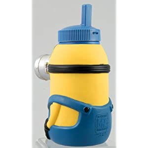 Universal Studios Exclusive Despicable Me Minions Minion 32 Ounce Sipper Mug Cup