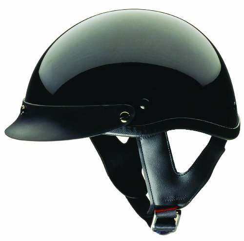 low profile 3 4 motorcycle helmet - 5