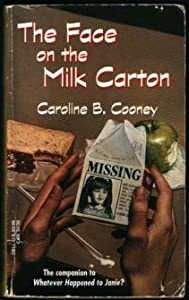 Paperback The Face on the Milk Carton Book