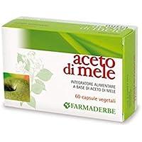 ACETO DI MELE 60 CAPSULE FARMADERBE