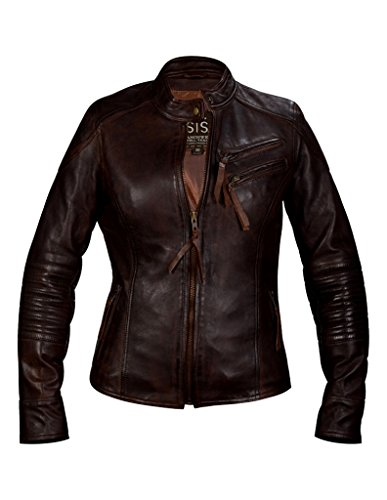 STS Ranch Wear Womens WSL Ladies STS Betty Jack Brown Jacket STS5933 (X-Large)