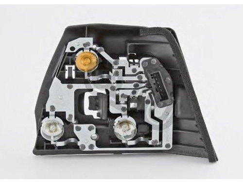 99-01 sedan BMW e46 Tail Lamp Bulb Carrier LEFT lh driver
