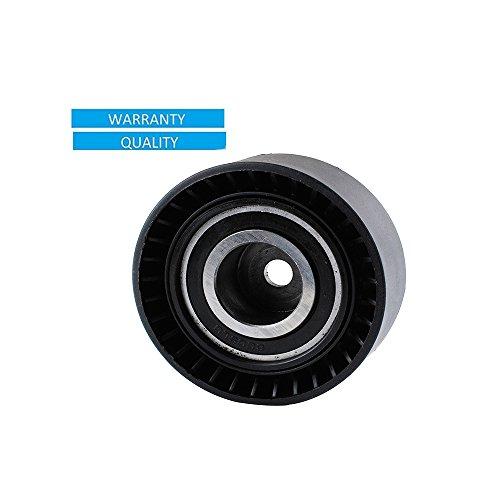 (Podoy E46 Idler Tensioner Pulleys for BMW 11281748131 E34 E35 E36 E45 Drive Fan Belts Accessory Replacement Parts (1))
