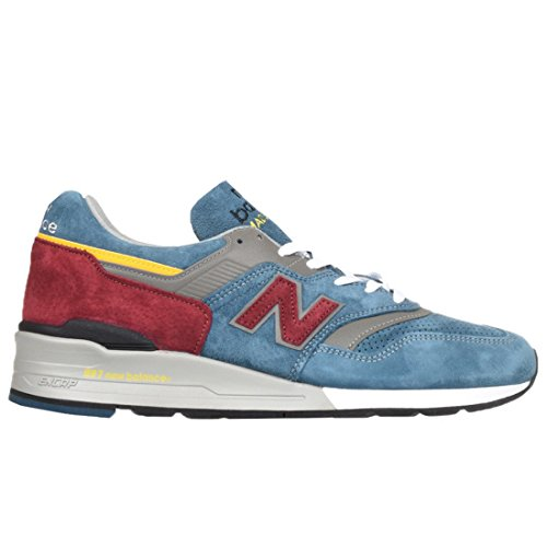 New Balance Mens Connoisseur Painters 997 Teal with Grey ...