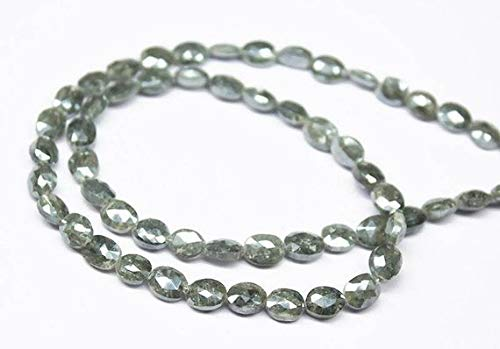 12MM Natural BLACK Agate 六字真言 Carved Round Stone Beads with Stretchy Bracelet