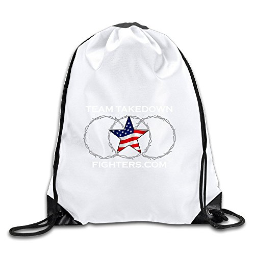 BENZIMM TEAM AMERICIAN BOXING Drawstring Backpacks/Bags