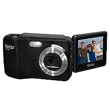 """Vivitar 12.1 MP Digital Camera with 1.8"""" LCD, Colors May Vary"""