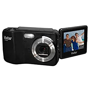 "Vivitar 12.1 MP Digital Camera with 1.8"" LCD, Colors and Style May Vary"