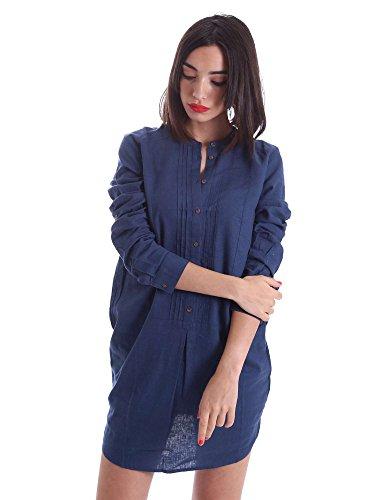 Pepe jeans PL951961 Vestito Donna Blu M
