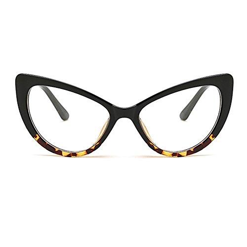 Inlefen Mod lunettes pour C8 Vintage Cat soleil Designer de Eye style femmes lunettes Fashion wqHw4r