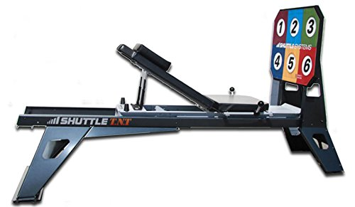 Shuttle TNT Leg Press by Shuttle Systems