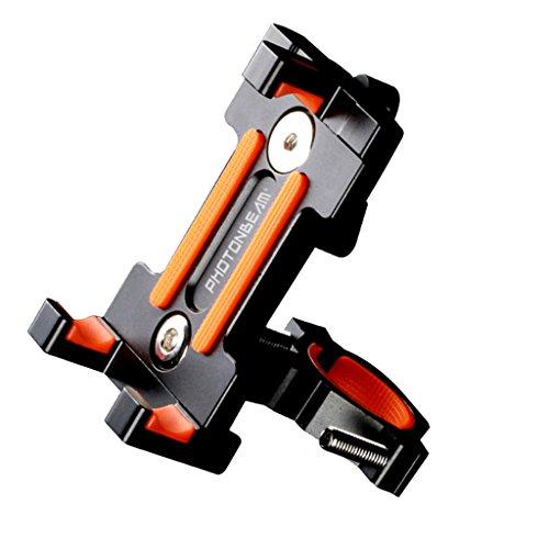 SM SunniMix ユニバーサル バイク 自転車ハンドルバーホルダー 携帯電話 GPS用 インストール簡単