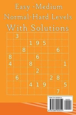 Ninja Sudoku Puzzles: Clive Lamath: 9781089900559: Amazon ...