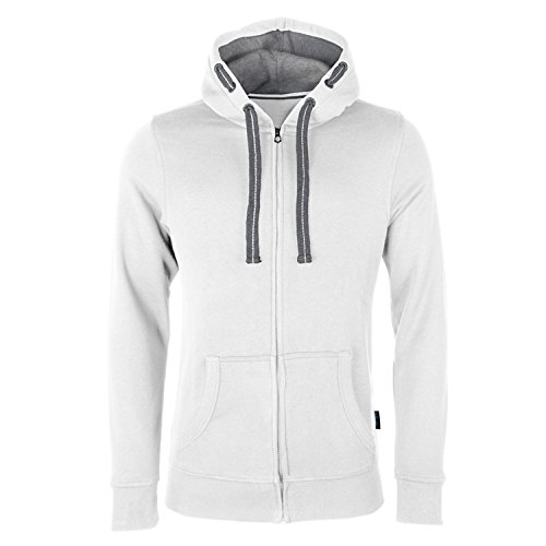 Elfenbein white Sweat nbsp;capuche Hrm Homme À Jacket M off 10 7wwOxY8