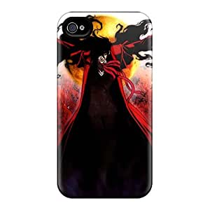 Anti-Scratch Cell-phone Hard Cover For Iphone 4/4s With Allow Personal Design High-definition Avenged Sevenfold Pattern MansourMurray
