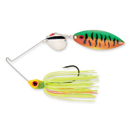 Strike King Redeye Special Spinnerbait (Fire Tiger, 0.375-Ounce)