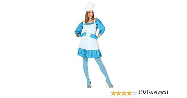 Atosa-5954 Disfraz Duende, color azul, M-L (5954): Amazon.es ...