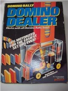 Domino Rally Domino Dealer by Domino Rally