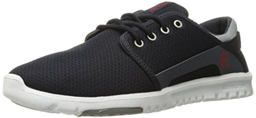 Red Scout Trainers Navy Men's Etnies Grey Rq4TXxYnw