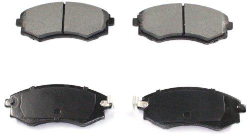 DuraGo BP700 C Front Ceramic Brake Pad ()
