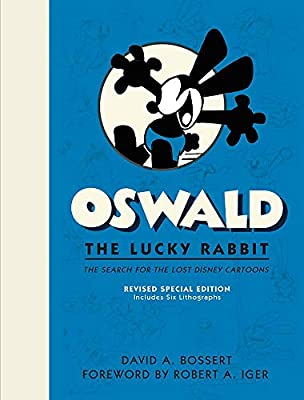 Amazon Fr Oswald The Lucky Rabbit The Search For The Lost