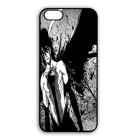 [New design Bleach Modern Black Snap On Cases for iPhone 6 PLUS - iPhone 6S PLUS(5.5 Inch Screen)] (Peter Pan Cast Costumes)