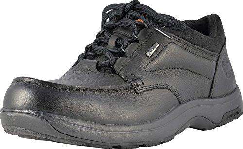 Dunham Men's Exeter Low Casual Oxford, Size: 10 Width: 6E Color: Black