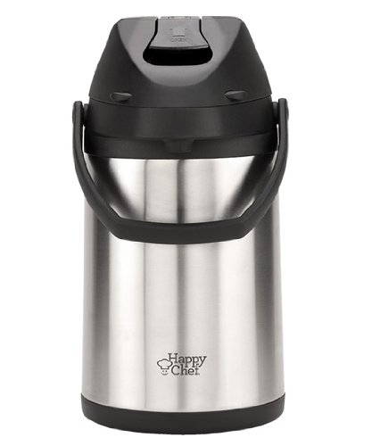 Happy Chef AirPot Coffee Thermal Dispenser 2.5L