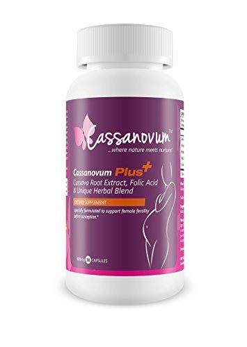 Cassava Supplement, Fertility Supplement for Twins Pregnancy