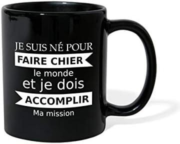 Né Pour Faire Chier Le Monde T…
