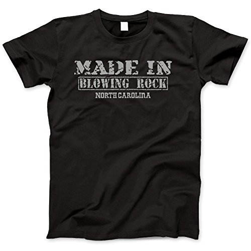 Hometown Made In Blowing Rock, North Carolina Retro Vintage Style - In Blowing Rock Shops
