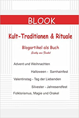 Kult-Blook - Traditionen and Rituale: Volume 3