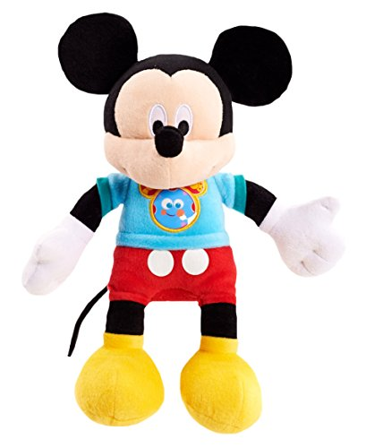 - Mickey Mouse Clubhouse Fun Mickey Mouse  Plush