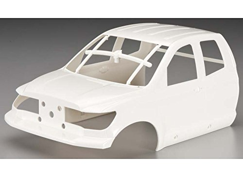 Tamiya America, Inc Clear Body Front 58415 Toyota Tundra, TAM9335535