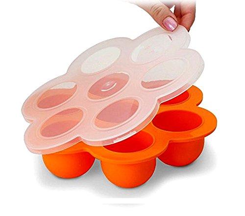 最終値下げ Baby - Food Storage Container with Secure Lid - Approved, Premium Container. Quality Silicone Freezer Tray, FDA Approved, BPA Free, Multi - Purpose Storage Container. by Wenmeili B01HEKUHXI, jewelry shop BeJ:5b4be73e --- a0267596.xsph.ru