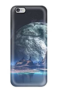 DrunkLove Awesome Case Cover Compatible With Iphone 6 Plus - Giant Moon