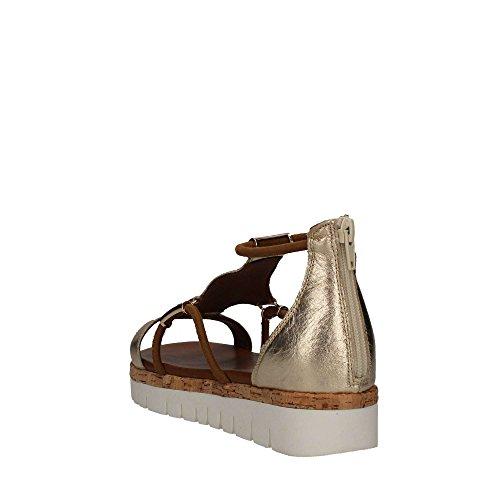 INUOVO zapatos de las sandalias 7903 ORO Oro