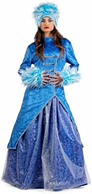 Limit Sport - Disfraz de princesa rusa para adultos, talla S ...