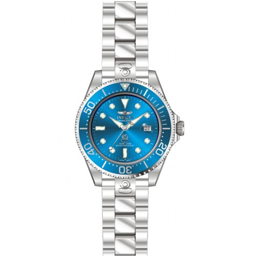 Auto Diver Watch (Invicta Men's 'Pro Diver' Automatic Stainless Steel Casual Watch, Color:Silver-Toned (Model: 13859))