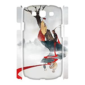XOXOX Customized Cell phone Cases of Monkey King, Hero is Back Phone 3D Case For Samsung Galaxy S3 I9300 [Pattern-1]