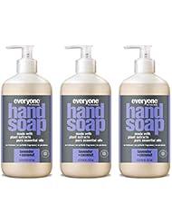 Everyone Hand Soap, Lavender + Coconut, 12.75 Ounces, 3 Count