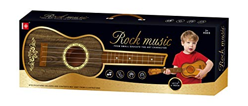 NBD Corp Rock Guitar for Kids - Best Guitar and Strings - Musical Toys - Wood Guitar