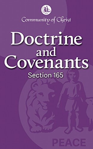 Doctrine and Covenants Section 165