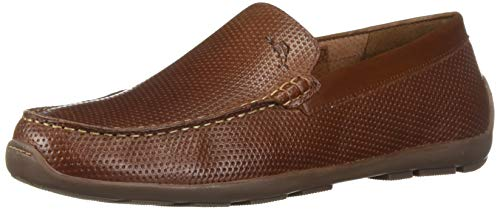 - Tommy Bahama Men's Orion Driving Style Loafer, Dark Brown Perforated, 10 D US
