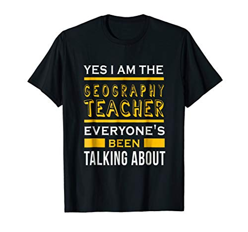 Yes I'm the geography teacher awesome funny -