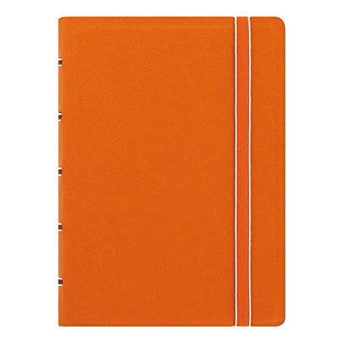 Filofax Notebook, Pocket Size, 5.5 x 3.5 inches,  Orange (B115004U)