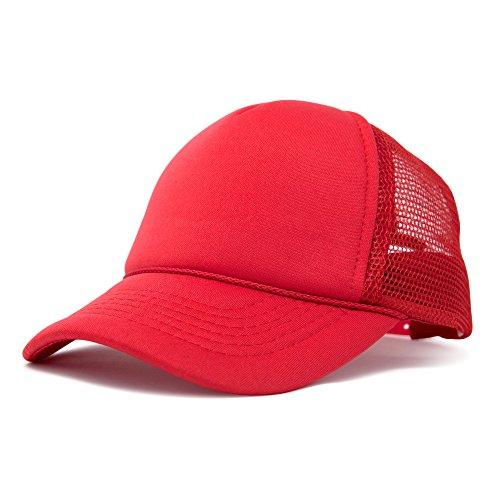 DALIX Baby Girls Boys Toddler Cap Trucker Hat Caps Childrens Infant Kids Hats ()